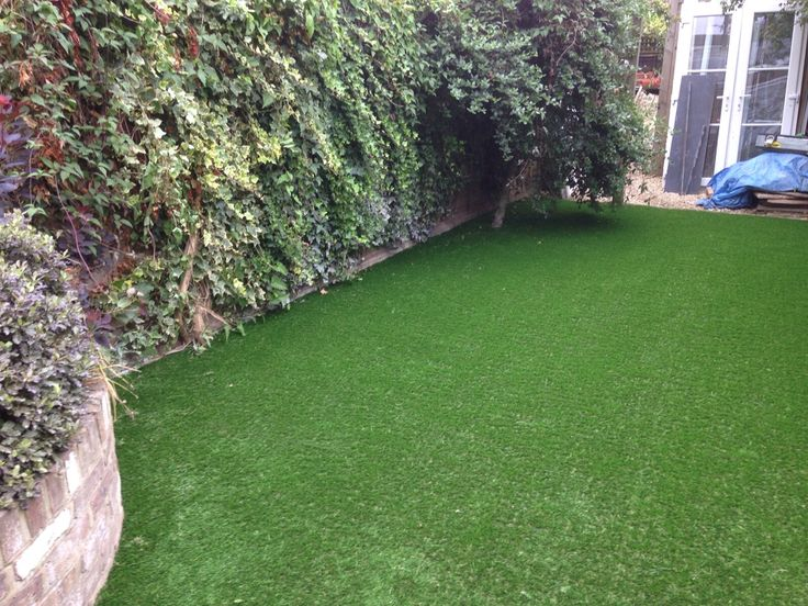 Defining Edges and Eliminating Mud - Trulawn artificial grass