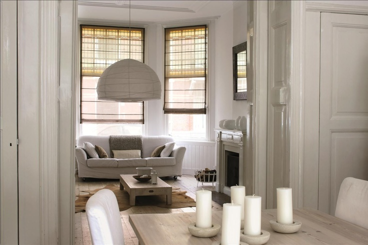 #Sheer #roman shades from Vadain. View the entire line exclusively with a  Budget Blinds consultant today.