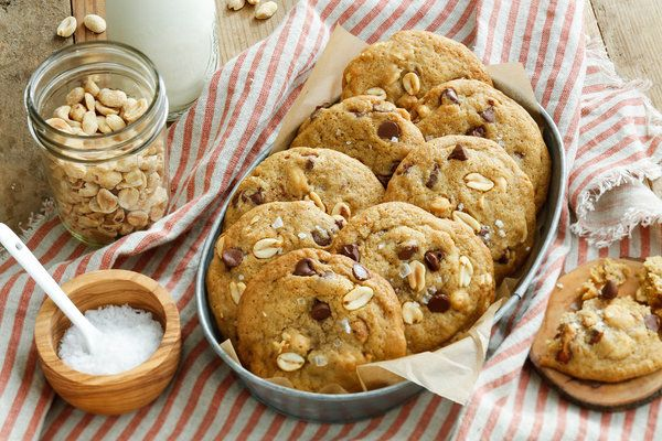 Various Chocolate Chip Cookie Recipes
