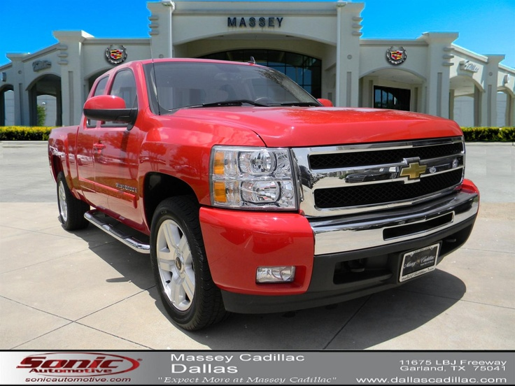 Used 2008 Chevrolet Silverado 1500 LT For Sale | $18,882 Dallas, Plano, Garland TX 2GCEC19J881198843