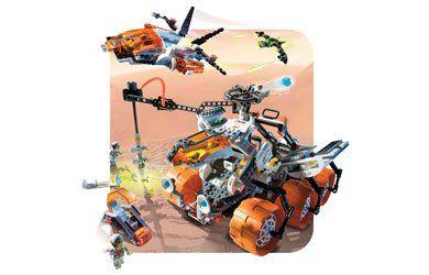 LEGO Mars Mission Mt-101