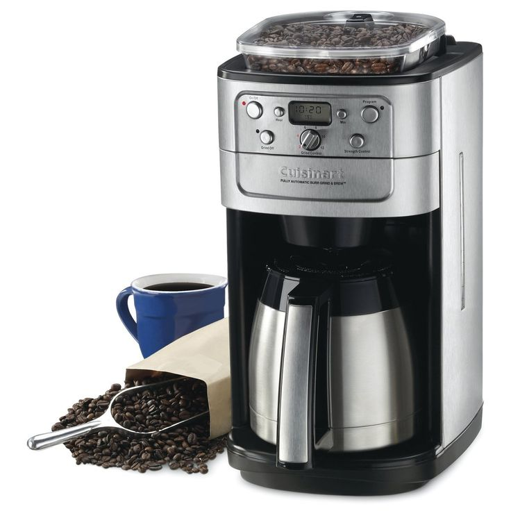 Cuisinart coffee maker and grinder see this great image