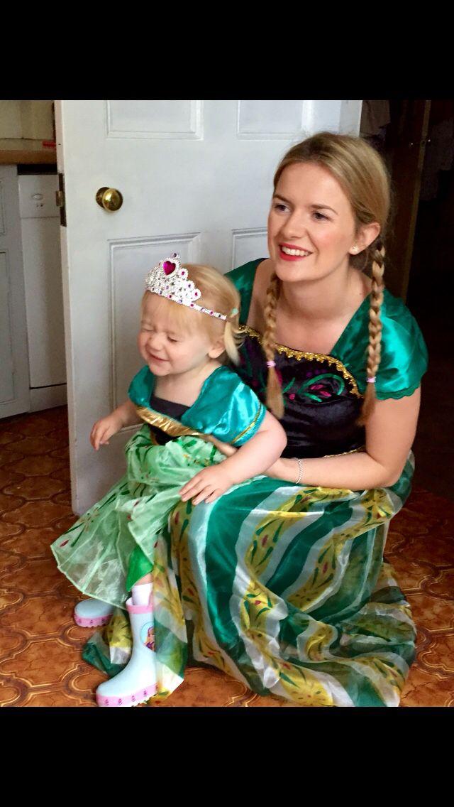 Princess Anna! Princess party