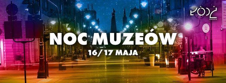 """Akcja """"Noc Muzeów"""" 16 maja od 18:00 do 24:00 w Akademii! Galeria Patio2 ul. Sterlinga 26"""