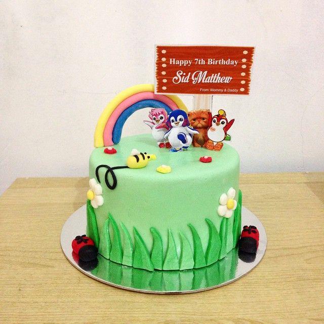 @thebakeshopmikee's Badanmu themed cake! Check out more photos on Instagram #Badanamu