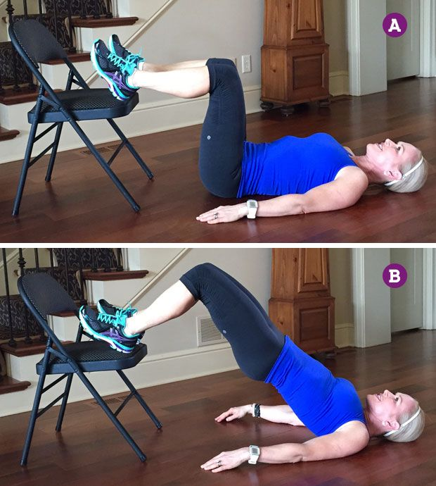 How to tone you butt and legs without a single lunge.