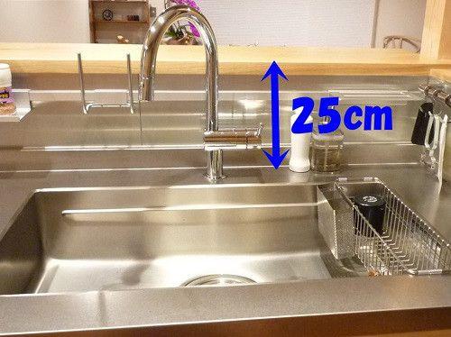 フルフラットのオープンキッチンを採用しなかった訳 オープンキッチン キッチンのカウンタートップ キッチンカウンター 高さ