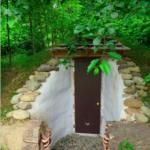 Building A Root Cellar With Earthbag Construction