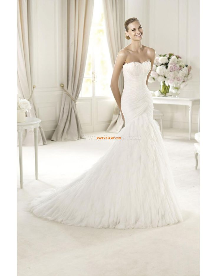 Hala Jaro 2014 Empírové Luxusní svatební šaty