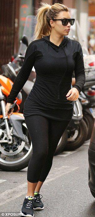Kim Kardashian in Paris: regali griffati per Nori e mercanzia in mostra! » GOSSIPpando | GOSSIPpando
