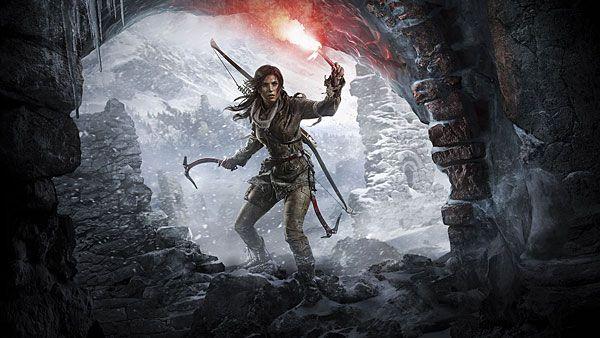 Comparison True 4k Hdr Gaming Vs Regular Gaming Tomb Raider Wallpaper Raiders Wallpaper Tomb Raider Game