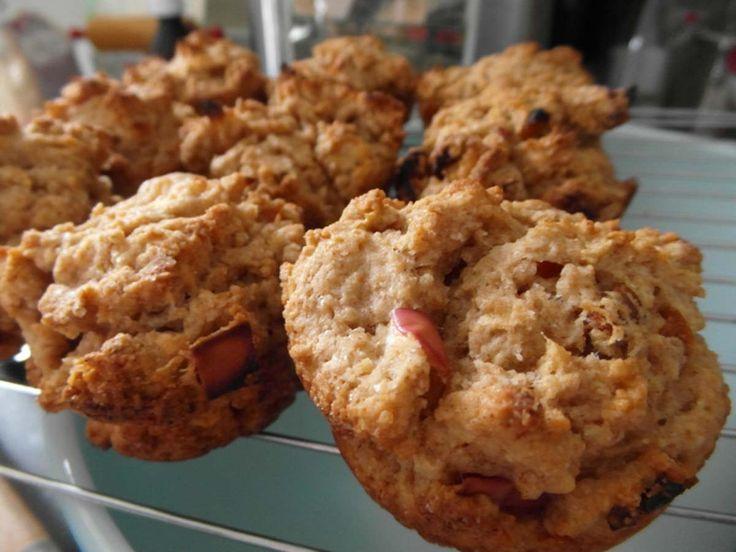 Recette: muffins déjeuner.