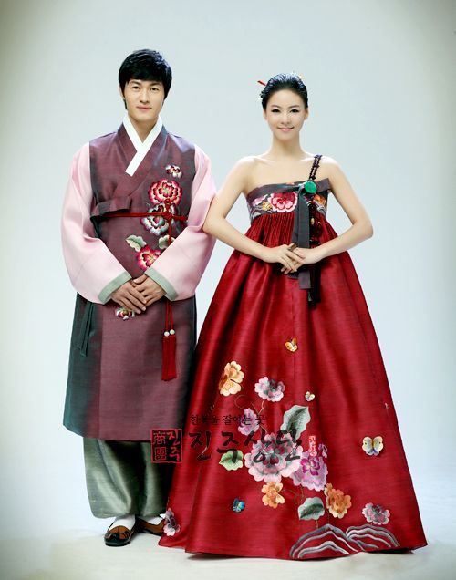한복 (#Hanbok) / Korean dress