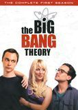 The Big Bang Theory: The Complete First Season [3 Discs] [DVD]