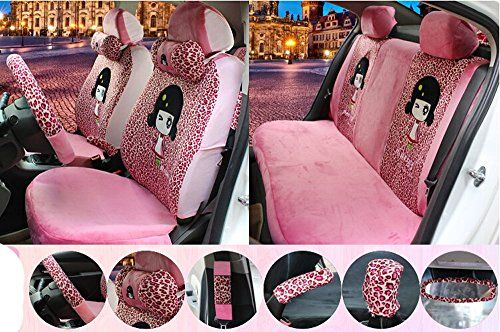 #18pcs #1 #sets #popular #plush #Car #Seat #Cover #Seating of Men&women #Favorite #Cartoon #car #seat #cover #Car #Covers #Steering #wheel #Neck #pillow Four #Seasons #Leopard #pink Surface material: polyester/polyester/PET (Short #plush ) Exquisite classic #cartoon embroidery fit Five seats car(a Complete Set 18pcs) Including accessories https://automotive.boutiquecloset.com/product/18pcs-1-sets-popular-plush-car-seat-cover-seating-of-menwomen-favorite-cartoon-car-seat