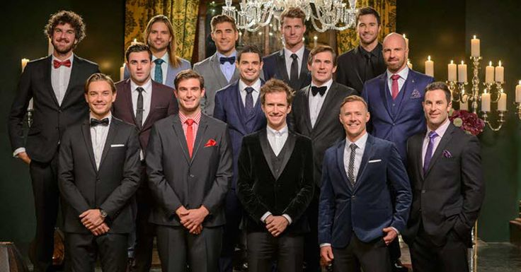 The Bachelorette guys are what you may call... eccentric.