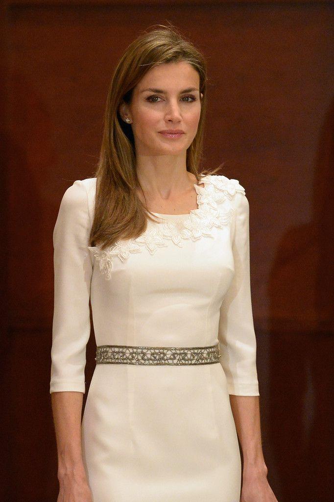 Her Royal Highness Crown Princess Letizia of Spain in Miami, Fla. 11/18/2013