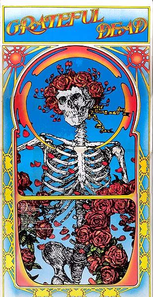 Artist:  Grateful Dead  Title:  Grateful Dead (Live 2 LP Set)