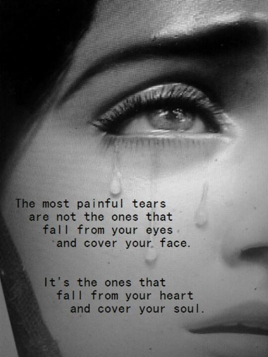Soul hurts