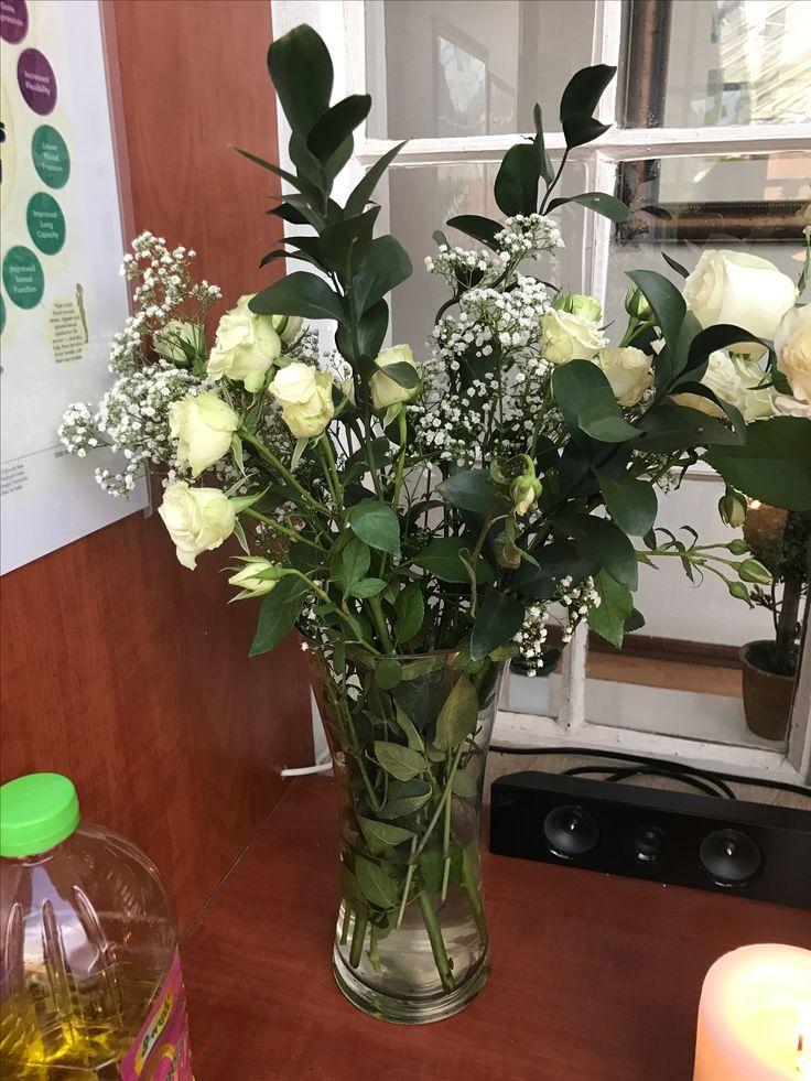 #flowersbringcomfort