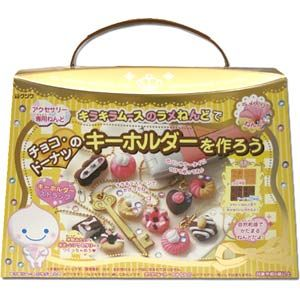 Mousse-Chan clay set - Donuts and Chocolate