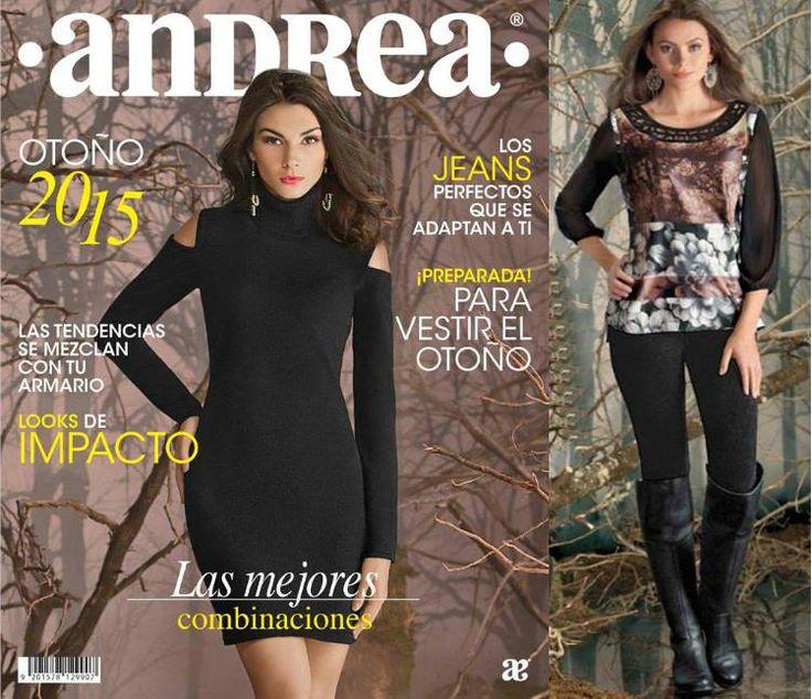 Catalogo Digital Andrea Jeans Otoño 2015