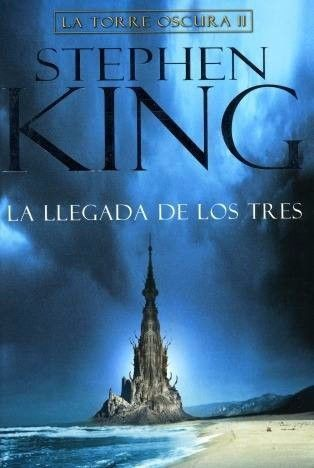 LLEGADA DE LOS TRES,LA TORRE OSCURA 2 PASTA DURA  STEPHEN KING SIGMARLIBROS