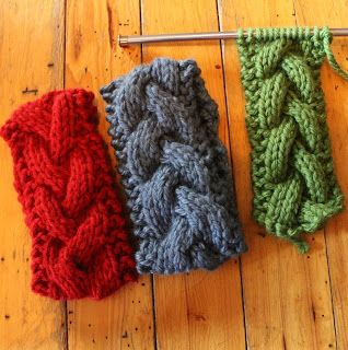 becoming maggie blue: A Quick Knit Teacher Gift
