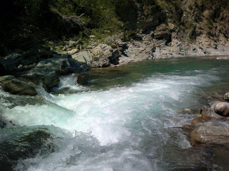 VAL TREBBIA...il nostro fiume....e non ci manca il mare