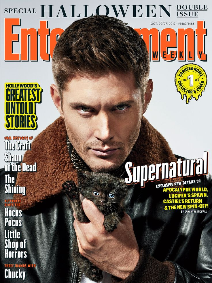 Jensen Ackles, Jared Padalecki, and Misha Collins talk Castiel's reunion with the Winchesters and more