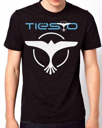 iOffer: New T-Shirt DJ Tiesto Bird Logo Men Short Sleeve for sale