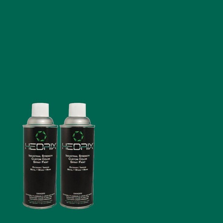 Hedrix 11 oz. Match of S-H-490 Billard Table Flat Custom Spray Paint (2-Pack), Color Match Of S-H-490 Billard Table. Available In Multiple Sheens.