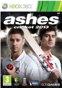 Ashes Cricket 2013 Pre Order now at www.cerberusgames.com.au