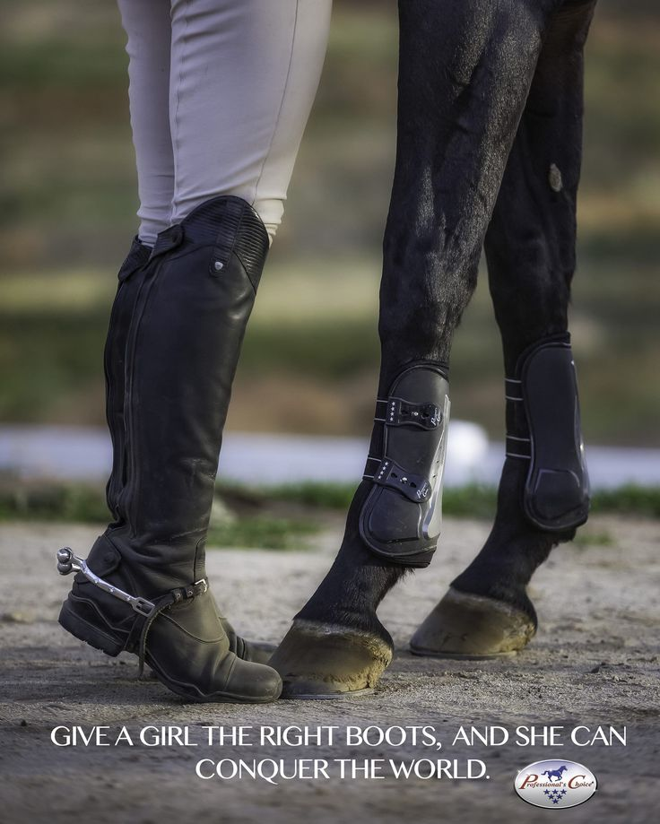 Professional's Choice Pro Performance Show Jump Boots with TPU Fasteners. English Horseback Riding and Eventing www.profchoice.com