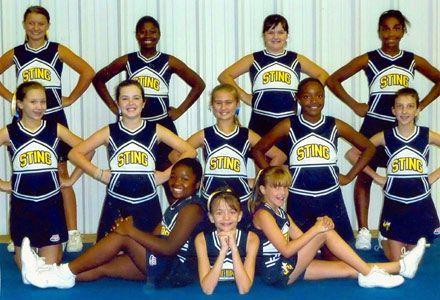How to Coach Pee Wee Cheerleading