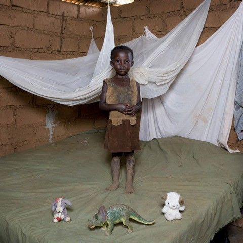 15 Photos Of Children From Around The World And Their Most Valued Items