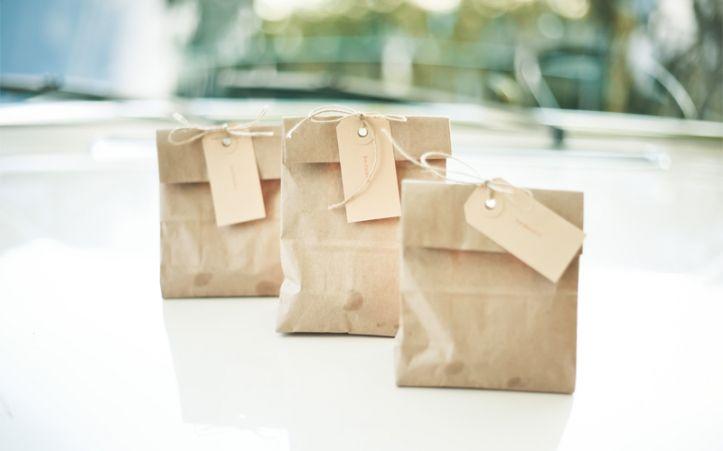 contenant cadeaux invités
