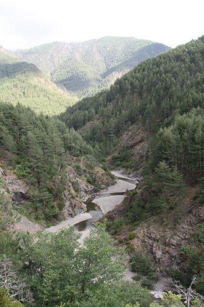 Ποταμός Αωός - Βάλια Κάλντα