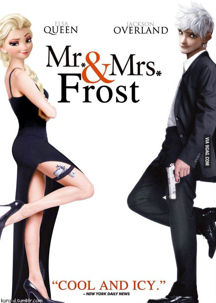 Mr. & Mrs. FrostJackfrost, Funny Pictures, Ships It, Kids Movie, Jack O'Connel, Disney, Winter Is Come, Be Awesome, Jack Frostings