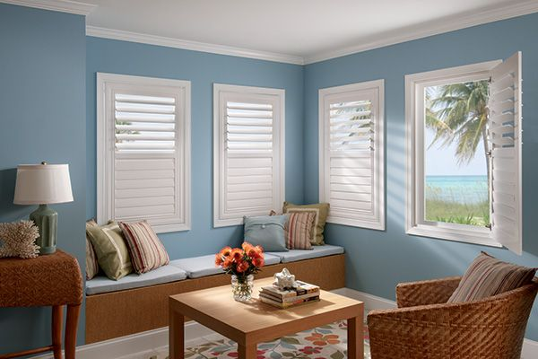 Window Blind Tilters : Product shutters collection aurora color options