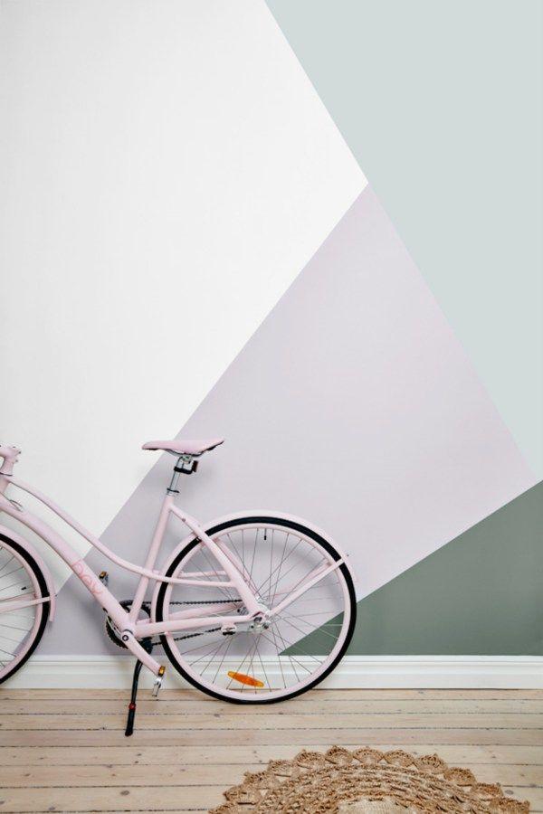Sadolin & PRETTYPEGS mini makeovers - hier: Fokus Wandfarbe