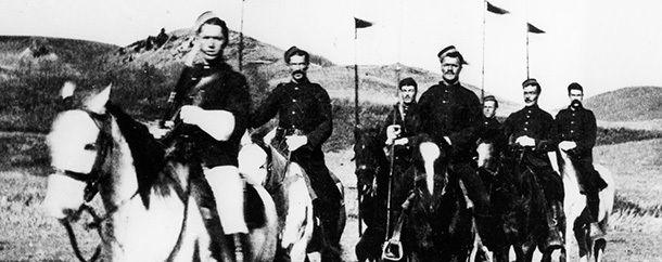 L'histoire de la GRC | Gendarmerie royale du Canada