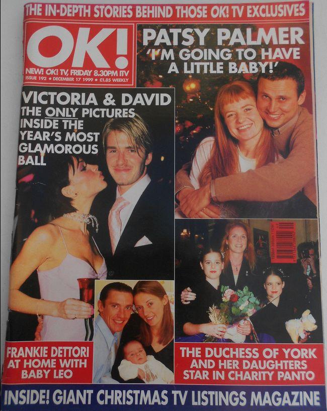 OK magazine n. 192 - 17/12/99 - Sarah Ferguson