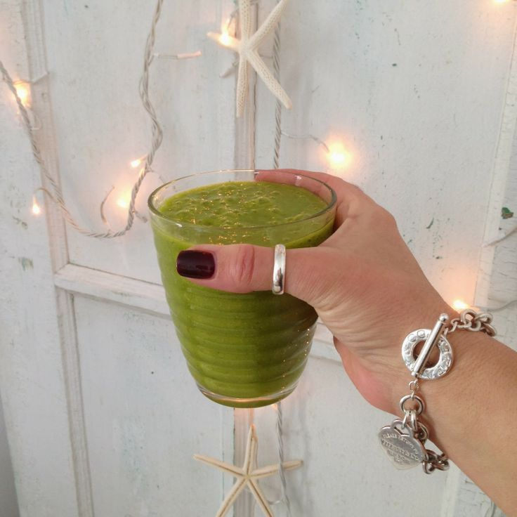 CHEERS to your health!  The amazing benefits of green smoothies are out of this world.