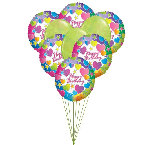 A big happy birthday - Balloons Delivery USA