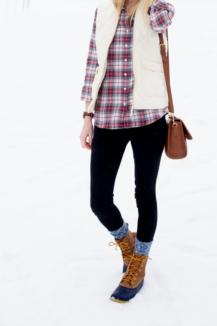 New  Images About Bean Boot Style On Pinterest  Vests Nyc And Duck Boots