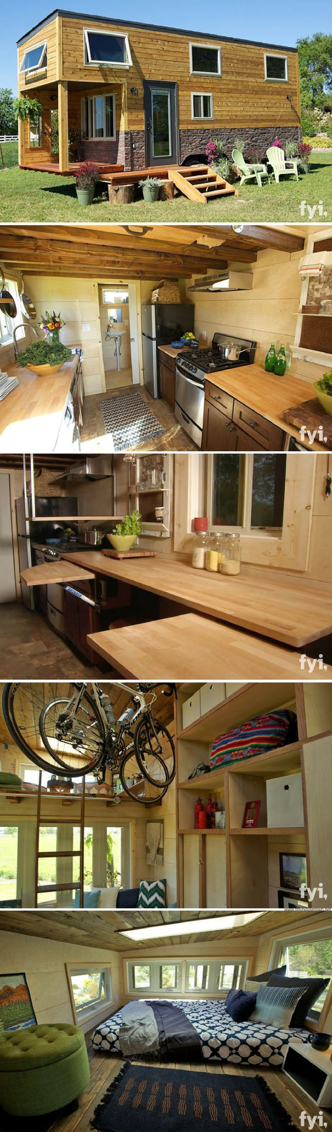 17 Best Images About Tiny House Interiors On Pinterest