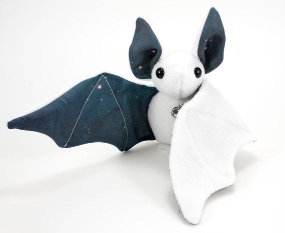 Stuffed Animal Bat Sewing Pattern Plush Toy Pattern par BeeZeeArt