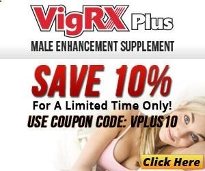 Vigrx plus is the ultimate male enhancement supplement or pill for most mens health related issues like impotence, erectile dysfunction, low sperm count and premature ejaculation. It is made from the finest and most potent herbs known to mankind since the beginning of time, these herbs have been used from ancient civilization and still been used now. You can enjoy better performance and boost your fertility level with vigrx plus.