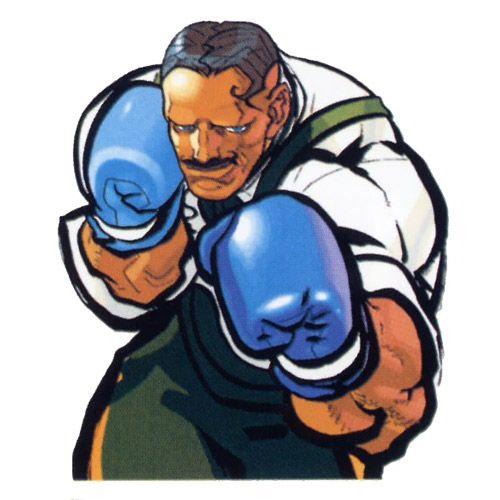 Street Fighter III: Dudley